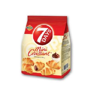 7 Days Mini Croissant With Cocoa Filling – 185G
