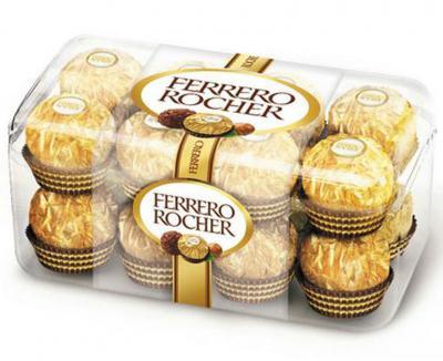 Ferrero Rocher Chocolate 200g