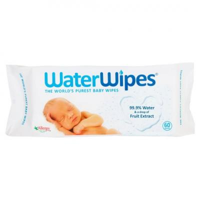 Waterwipes Sensitive Baby Wipes 60Pk
