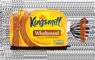 Kingsmill Tasty Medium Wholemeal Bread 800g