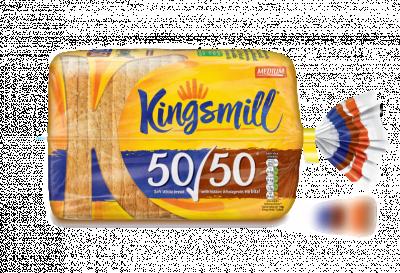Kingsmill 50/50 Bread 800g