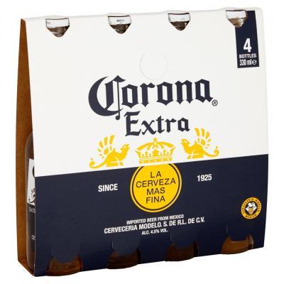 Corona 4X330ml