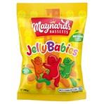 Maynards Bassetts Jelly Babies Sweets Bag