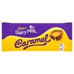 Cadbury Dairy Milk Caramel Chocolate Bar 200g
