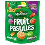 Rowntree's Fruit Pastilles Vegan Friendly Sweets Sharing Pouch 1
